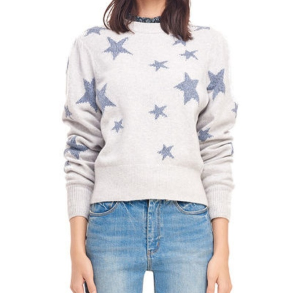 e2d44eab9276 Rebecca Taylor Sweaters   Star Intarsia Pullover Sweater Xs   Poshmark